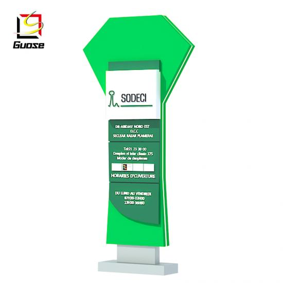 hotting sale gas station petrol station led screen equipment